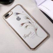 Kingxbar Mobilskal iPhone 7 Plus - Fjädrar