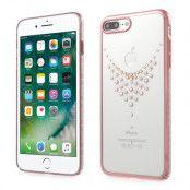 Kingxbar Mobilskal iPhone 7 Plus - Star of the Sky