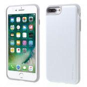 Mercury Sky Slide Skal till Apple iPhone 7 Plus - Vit