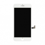 Original LCD Display med Glas till iPhone 7 Plus - Vit