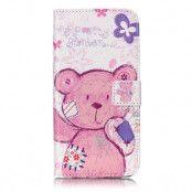 Plånboksfodral iPhone 7/8 Plus - Nallebjörn