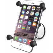 RAM Mount - EZ On/Off med X-Grip (iPhone Max/Plus)