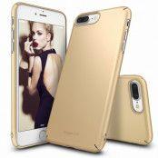 Ringke Slim Skal till Apple iPhone 7 Plus - Gold