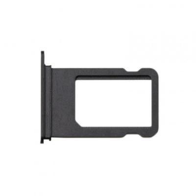 Simkortshållare till Apple iPhone 7 Plus - Black
