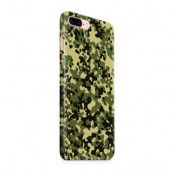 Skal till Apple iPhone 7 Plus - Camouflage