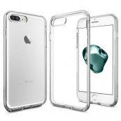 SPIGEN Neo Hybrid Crystal Skal till Apple iPhone 7 Plus - Silver