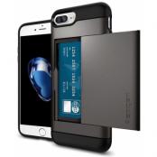 Spigen Slim Armor CS (iPhone 8/7 Plus) - Grå