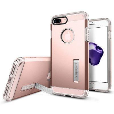 SPIGEN Tough Armor Skal till Apple iPhone 7 Plus - Rose Gold