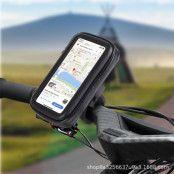 Vattentätt mobilfodral för cykel, golfvagn, barnvagn (XL)