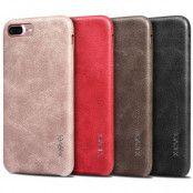 X-level Vintage Leather (iPhone 8/7 Plus) - Brun