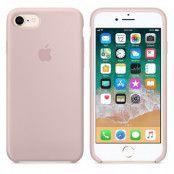 Apple iPhone 8 / 7 / SE 2 Silikonskal Original - Rosa Sand