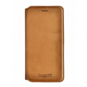 Bugatti Parigi Book Cover (iPhone 8/7) - Brun