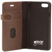 Gear Buffalo Wallet (iPhone SE2/8/7) - Brun