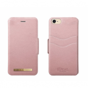 iDeal of Sweden Fashion Wallet (iPhone 8/7) - Rosa