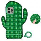 Kaktus Pop it Fidget Skal till iPhone 7/8/SE