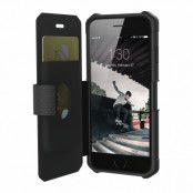 Metropolis Wallet Case iPhone 7/8/SE 2020 Black