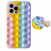 Pop it Fidget Multicolor Skal till iPhone 7/8/SE