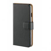 Xqisit Slim Wallet (iPhone SE2/8/7) - Svart