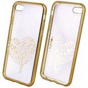 Beeyo Hearts Tree Case (iPhone 8/7 Plus) - Guld