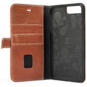 Gear Onsala Leather Wallet (iPhone 8/7/6(S) Plus) - Rosa