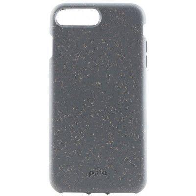 Pela Classic Eco-Friendly Case (iPhone 8/7/6(S) Plus) - Svart