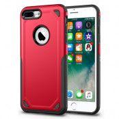 Rugged Armor Skal till iPhone 8 Plus / 7 Plus - Röd