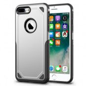 Rugged Armor Skal till iPhone 8 Plus / 7 Plus - Silver
