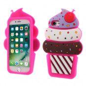 3D Cherry Ice Cream Case (iPhone 8/7)