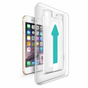 CoveredGear Easy App härdat glas skärmskydd till iPhone 8/7/6S/6