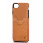 Ercko Card Case (iPhone SE2/8/7/6/6S) - Brun