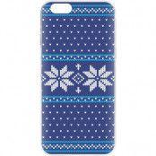 Flavr Xmas Blue Sweater (iPhone SE2/8/7)