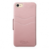 iDeal of Sweden Fashion Wallet iPhone 6/7/8/SE 2020 - Rosa