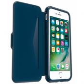 OtterBox Symmetry Etui Case (iPhone 8) - Blå