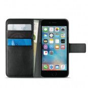 Puro Milano Plånboksfodral till iPhone 7/8/SE 2020  - Svart