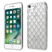 Rhombi Mobilskal iPhone 7/8/SE 2020 - Silver
