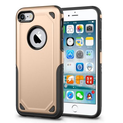 Rugged Armor Skal till iPhone 7/8/SE 2020 - Gold