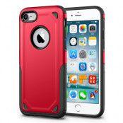 Rugged Armor Skal till iPhone 8/7 - Röd
