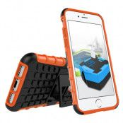 Rugged Armour Mobilskal till iPhone 8/7 - Orange/Svart