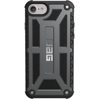 UAG Monarch Case (iPhone 8/7/6/6S) - Röd/svart