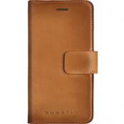 Bugatti Zurigo Booklet (iPhone X/Xs) - Brun