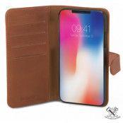 Champion Slim Wallet (iPhone X) - Brun