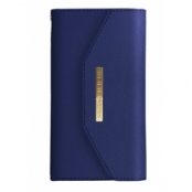 iDeal of Sweden Mayfair Clutch (iPhone X/Xs) - Blå