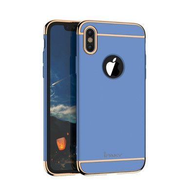 iPaky Electroplating Case (iPhone X/Xs) - Guld