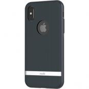 Moshi Vesta (iPhone X/Xs) - Blå
