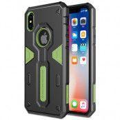 Nillkin Defender II (iPhone X/Xs) - Grön