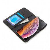 Pipetto Magnetic Folio för iPhone X/XS - Svart