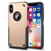 Rugged Armor Skal till Apple iPhone XS / X - Gold