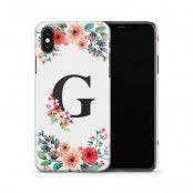 Skal till Apple iPhone X - Bloomig G