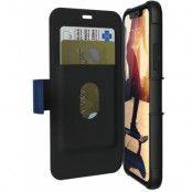 UAG Metropolis Card Case (iPhone X/Xs) - Blå