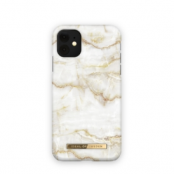IDEAL FASHION CASE IPHONE XR/11 GOLDEN PEARL MARBLE